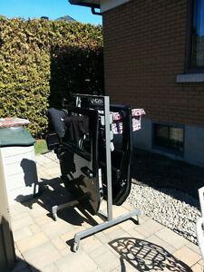 Support de porte pour jeep wrangler