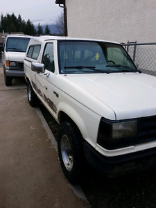 1989 ford Ranger 4x4 2.9l five speed!