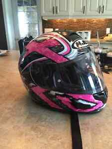 HJC Ladies Helmet - Size Small