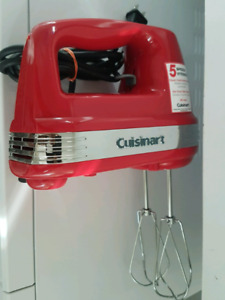 Cuisinart Hand Blender 5-speed, Model: HM-50C.