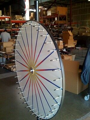6' Floor Stand Carnival Spin to Win 36