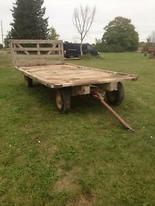 Farm Heavy Duty Hay Wagon $1,350.