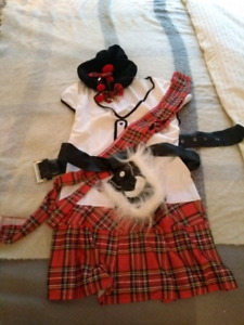 """Scottish"" costume"