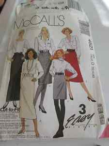McCall's 4521 sewing pattern