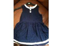 Next lace dress 3-4 years