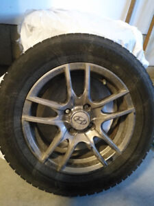 Snow Tires for Hyundai Accent GLS