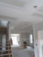 C.R.W drywall and finishing