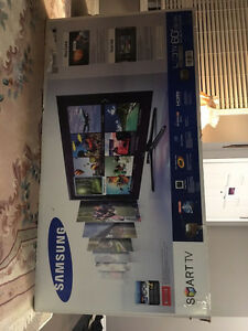 "Samsung 60"" 3D smart tv"