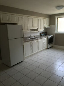 Spacious two bedroom apartment on Eglinton Ave. W.