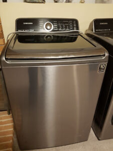 Samsung Dryer  SOLD   Washer still available for parts or fix up