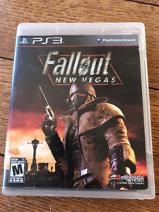 PS 3 - Fall Out New Vegas