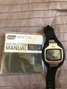 Mio™ Sport SD Heart Rate Monitor Watch