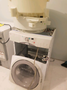 Whirlpool Washer for Parts
