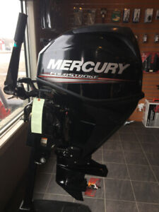 New 2015 Mercury Marine 30MHGA EFI