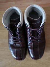 Rockport xcs boots size 7.5 men's