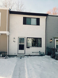 St. Norbert Townhouse available December 1