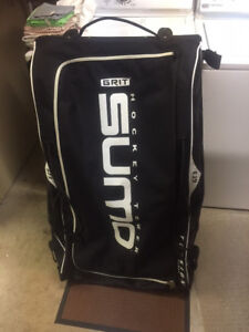 Grit SUMO Hockey Tower wheeled goalie bag for sale