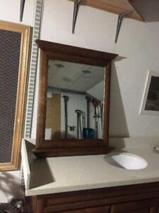 Bathroom Vanity and Top