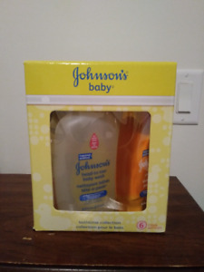 * JOHNSON'S BABY Bathtime Collection    (SOLD)