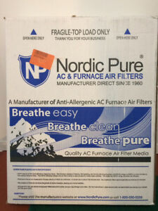 FURNACE and AC AIR FILTERS