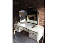 LOUIS FRENCH DRESSING TABLE FREE DELIVERY