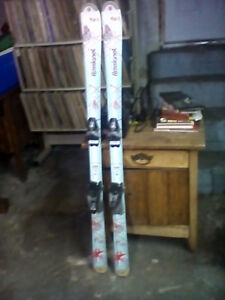 Rosignol Fun 2 Womens 140cm Skis