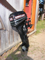 Outboard Motor and Boat for sale
