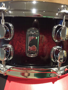 Mint Mapex Black Panther Snare Drum For Sale