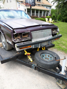 Buick regal ....parts only
