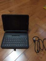 iPad mini laptop style case