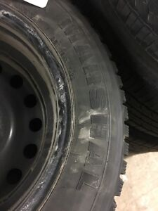 2008 - 2011 Ford Focus Winter tires