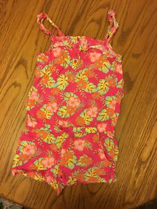 girls summer clothes sz. 7/8