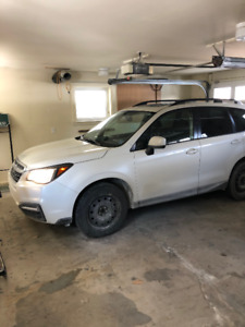 2017 Subaru Forester  iTouring Edition