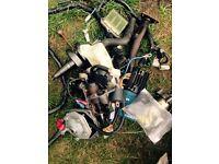 Aprilia rs125 various parts