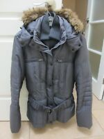 LADIES DANIER WINTER COAT WITH HOOD LIKE NEW CONDITION