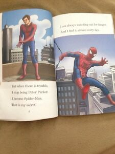 Spider-Man 2. Everyday hero book Edmonton Edmonton Area image 2