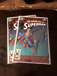 The Adventures of Superman Annual 1996 $8 Value$10 SELL$5