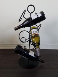 Support pour 6 bouteilles de vin