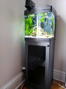 8 Gallon Aquarium - BIO CUBE - Oceanic Brand