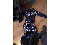 Kids motocross suit 2-3 year old (brand new)