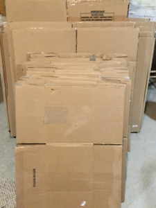 MOVING BOXES $3.00 each obo