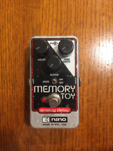 Electro Harmonix Memory Toy Analog Delay
