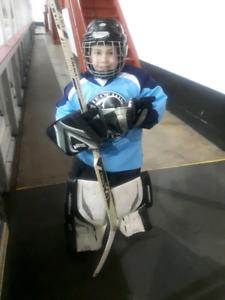 Wanted goalie skates size 1 or 2