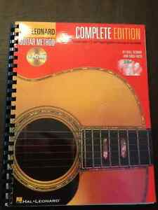 Hal Leonard guitar method - complete edition