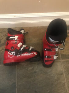 Kids size 19 -19.5 rossignol boot