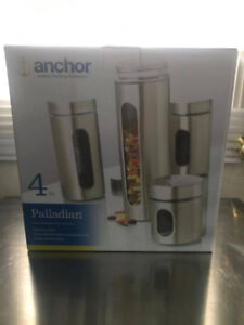 canister set bran new