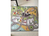 Childrens carpet