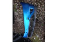 8th gen Honda Civic type s r front bumper