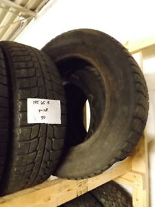 """195/65/15 Michelin X-Ice  – 1000's of 15"""" Tires In Stock"""