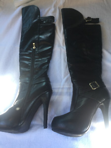 Over the Knee Boots Size 6.5